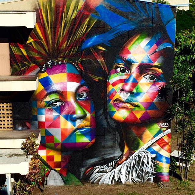 street art portraits by eduardo kobra (12)