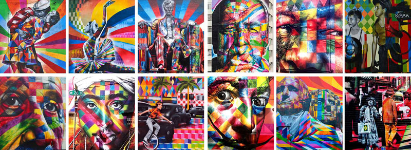 street art portraits by eduardo kobra (13)