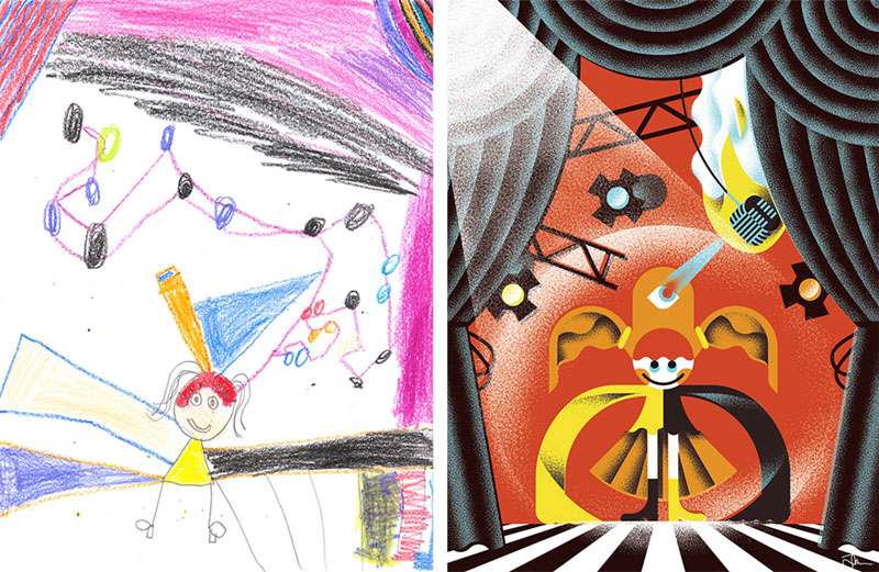 the monster project brings kids drawings to life (26)