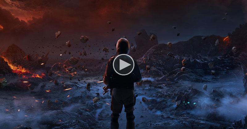 Uncanny Valley: A Dystopian Sci-Fi Short About VirtualReality
