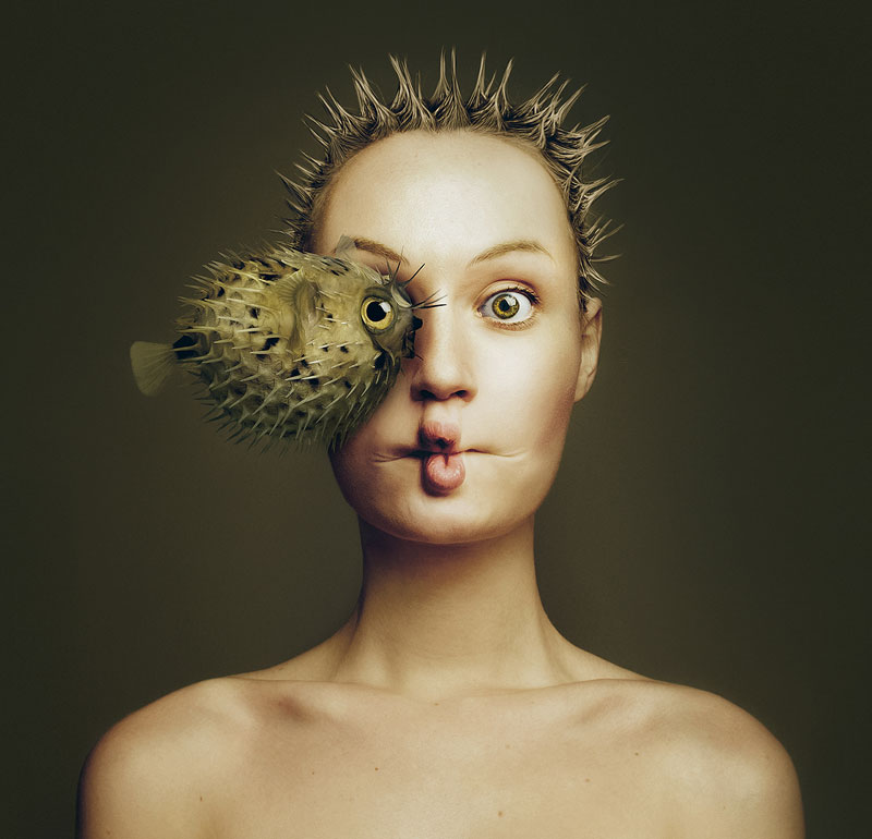 animeyed self portraits by flora borsi (2)