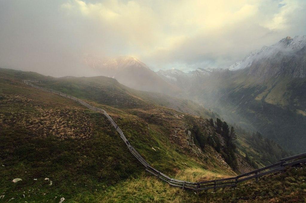 Exploring the Alps with Photographer Lukas Furlan (8Photos)