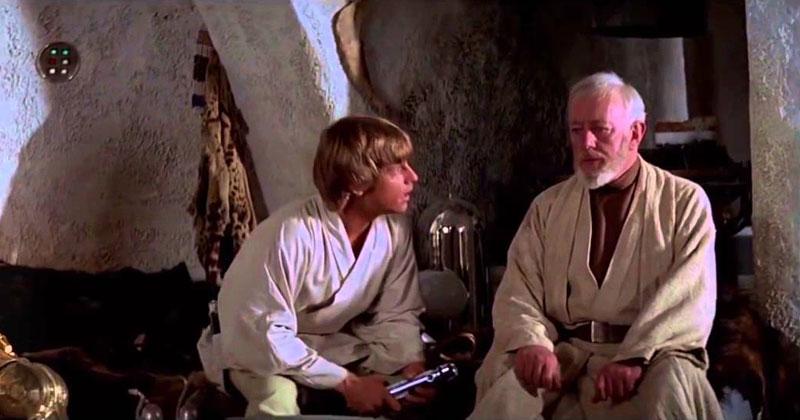 Obi-Wan Remembers theTruth