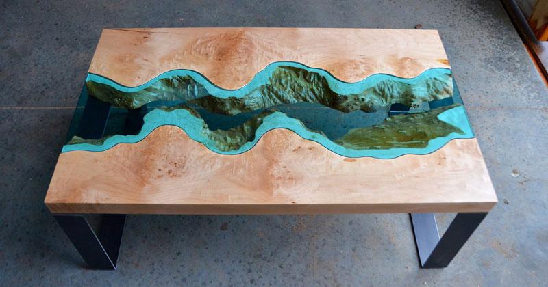 Cast Wood Art : Twistedsifter