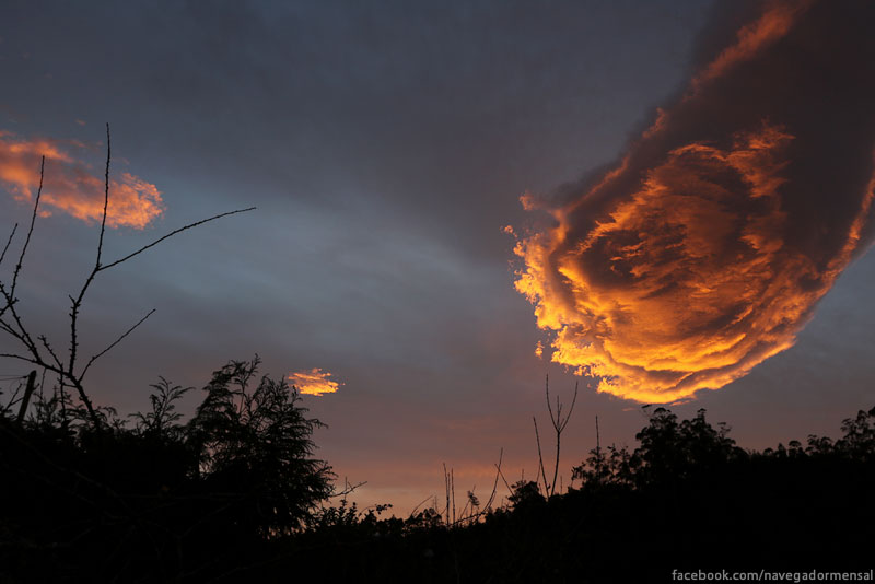 fireball cloud over madeira portugal (1)