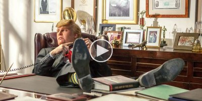 """Funny or Die Releases Free 50-minute """"Made for TV"""" Movie Starring Johnny Depp as DonaldTrump"""