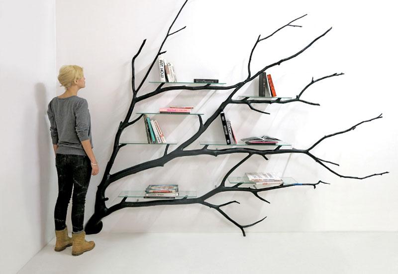 Tree Table Artist - Magazine cover