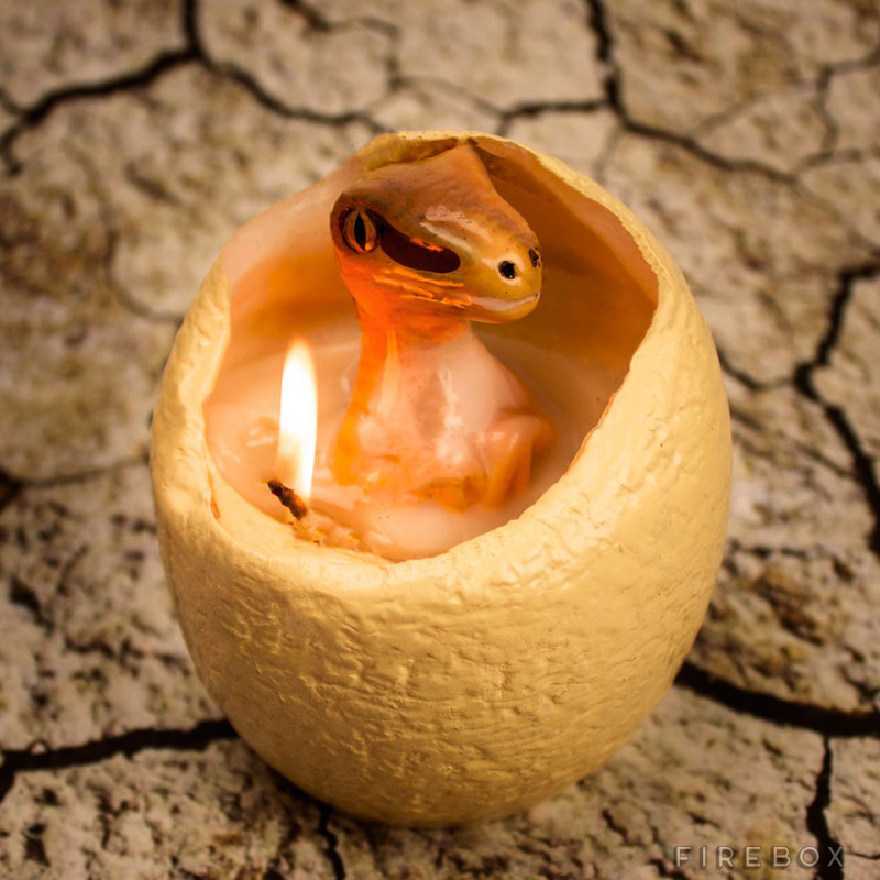 hatching dinosaur candle (1)