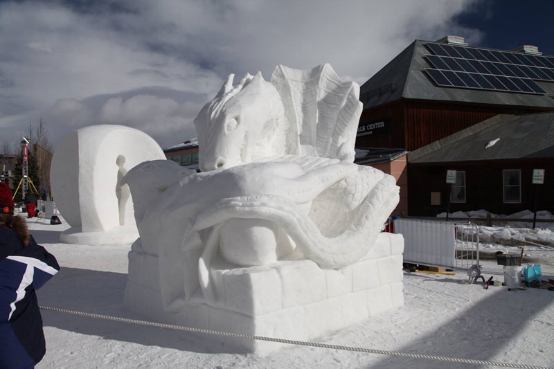international snow sculpting championships 2016 breckenridge colorado (1)