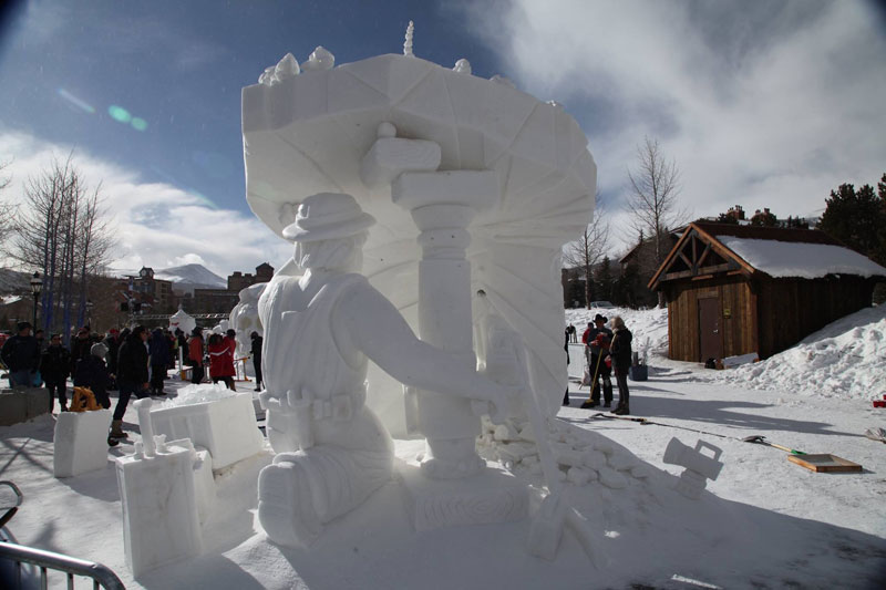 international snow sculpting championships 2016 breckenridge colorado (8)