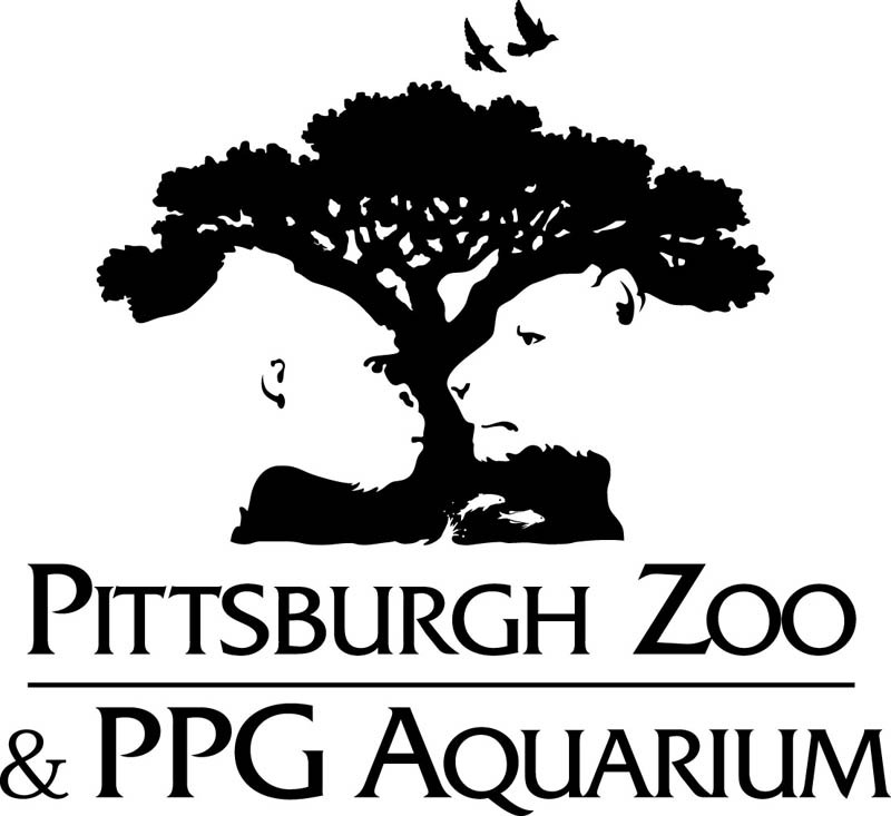 pittsburgh zoo and ppg aquarium logo large 15 Logos That Found a Creative Use for Negative Space