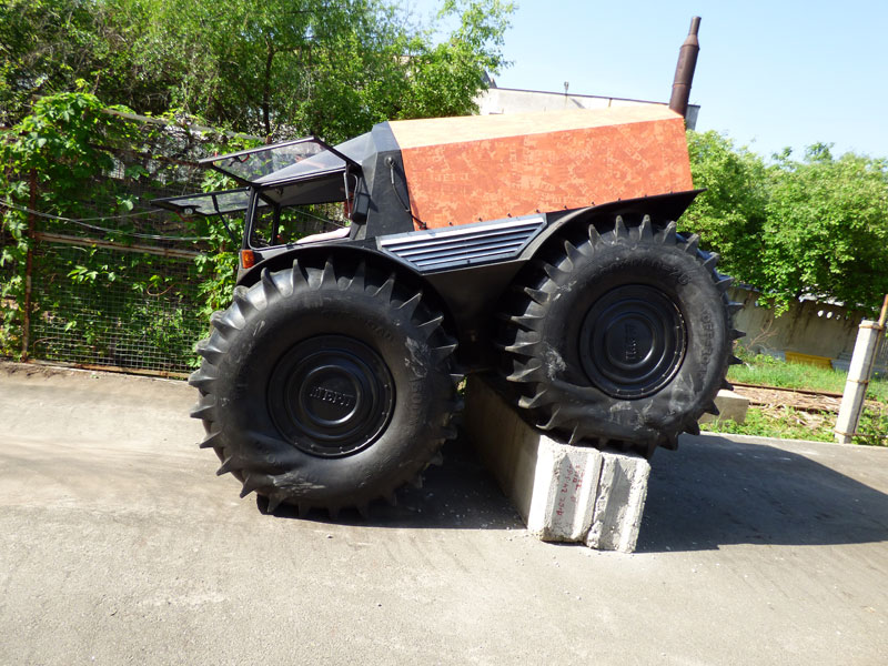 sherp atv russian amphibious truck with monster wheels (11)