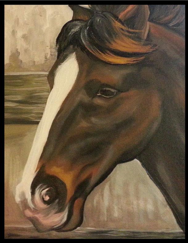 artist alana ciena tillman paints with her mouth (6)