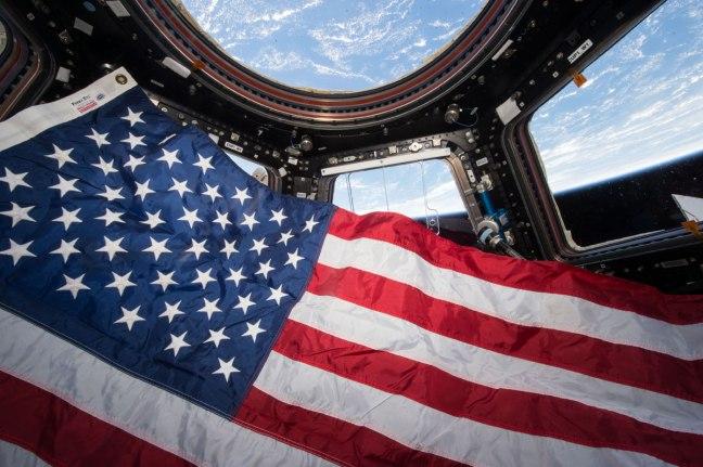 mejores fotografías de año en el espacio de la NASA Scott Kelly (1)