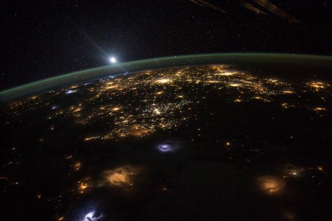 mejores fotografías de año en el espacio de la NASA Scott Kelly (11)