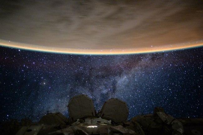 mejores fotografías de año en el espacio de la NASA Scott Kelly (13)