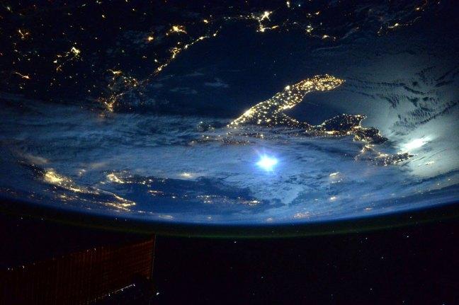 mejores fotografías de año en el espacio de la NASA Scott Kelly (18)