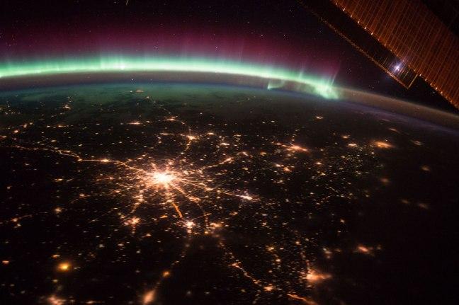 mejores fotografías de año en el espacio de la NASA Scott Kelly (19)