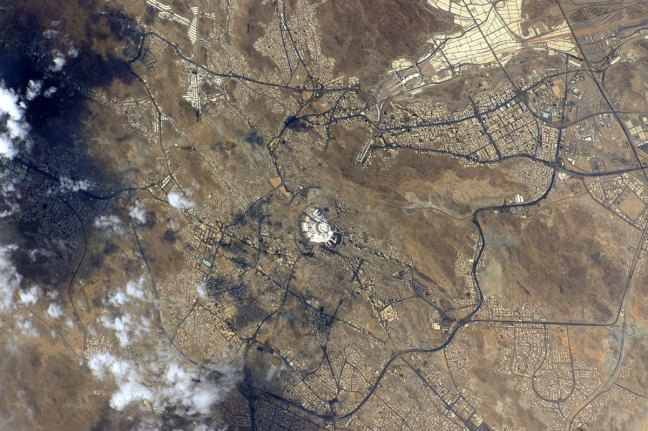 mejores fotografías de año en el espacio de la NASA Scott Kelly (2)