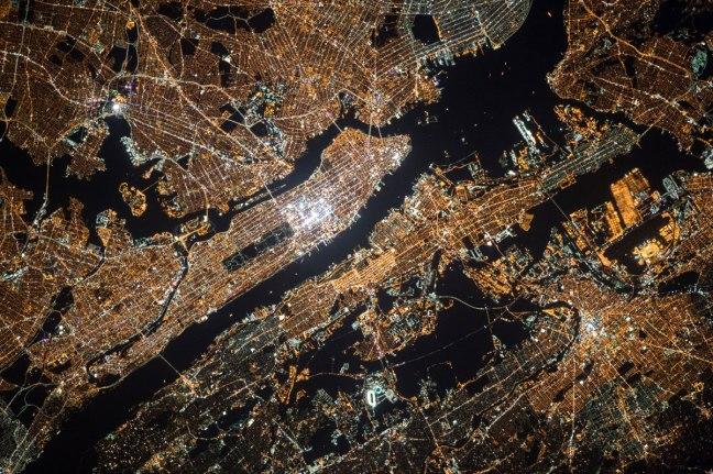 mejores fotografías de año en el espacio de la NASA Scott Kelly (20)