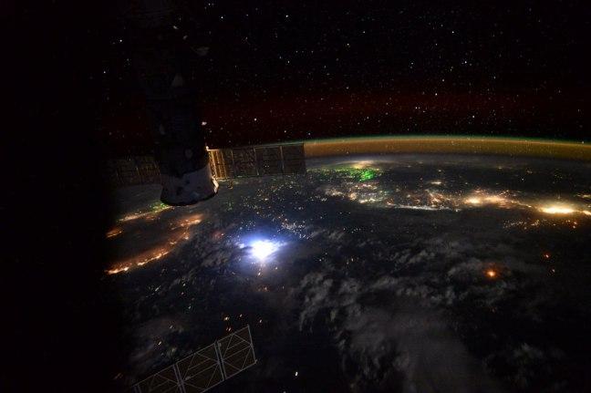mejores fotografías de año en el espacio de la NASA Scott Kelly (22)