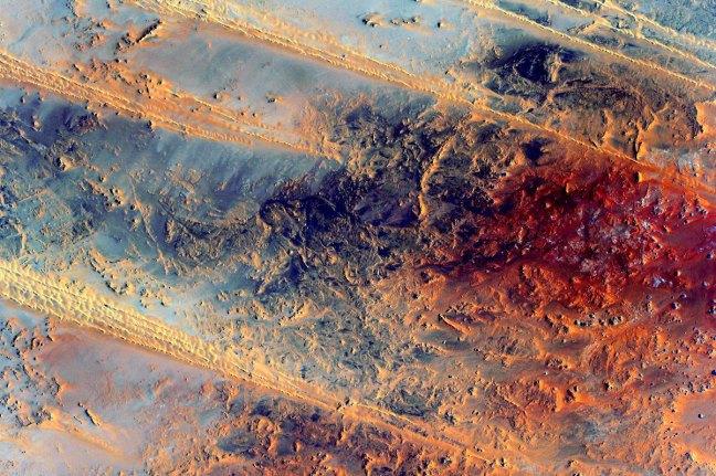 mejores fotografías de año en el espacio de la NASA Scott Kelly (24)