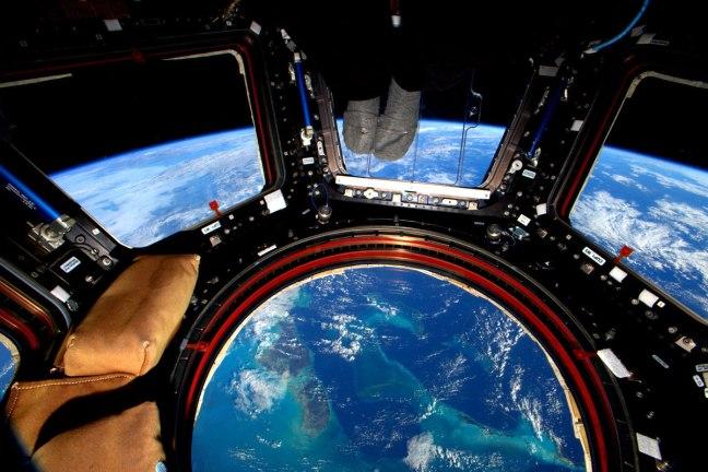 mejores fotografías de año en el espacio de la NASA Scott Kelly (26)