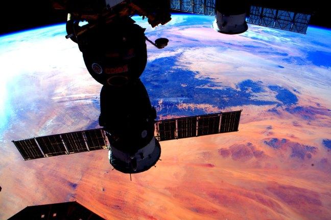 mejores fotografías de año en el espacio de la NASA Scott Kelly (27)