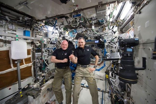 mejores fotografías de año en el espacio de la NASA Scott Kelly (34)