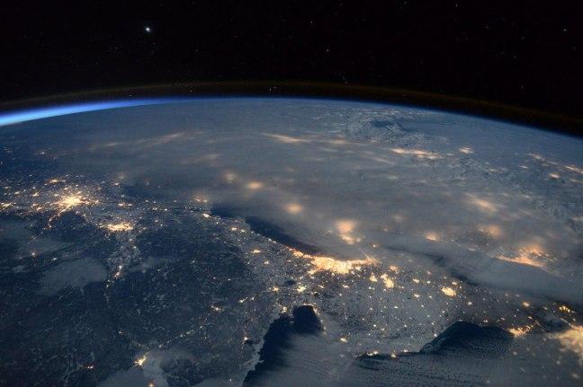 mejores fotografías de año en el espacio de la NASA Scott Kelly (35)