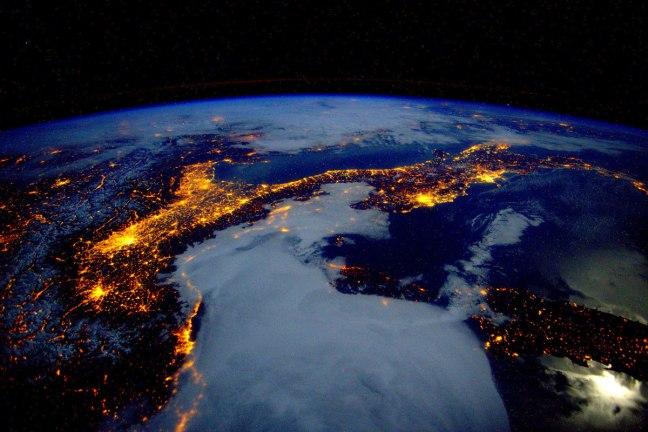 mejores fotografías de año en el espacio de la NASA Scott Kelly (37)