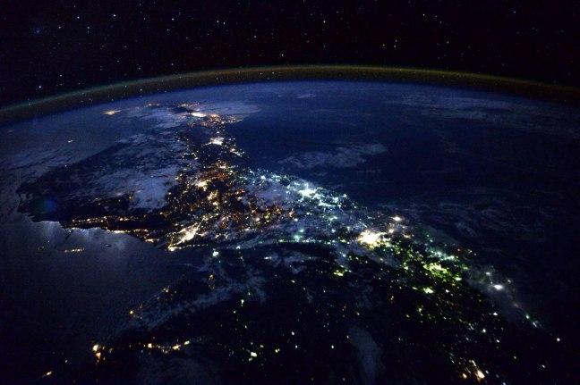 mejores fotografías de año en el espacio de la NASA Scott Kelly (39)