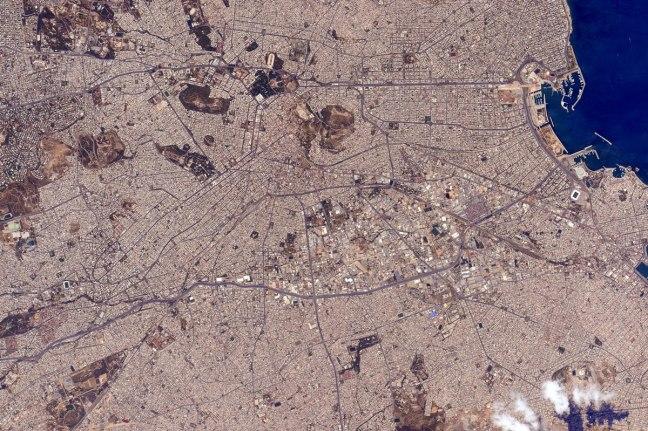 mejores fotografías de año en el espacio de la NASA Scott Kelly (4)