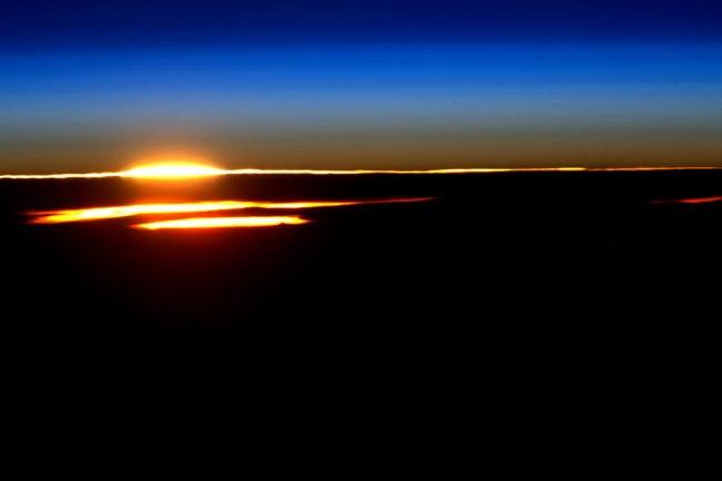 mejores fotografías de año en el espacio de la NASA Scott Kelly (43)