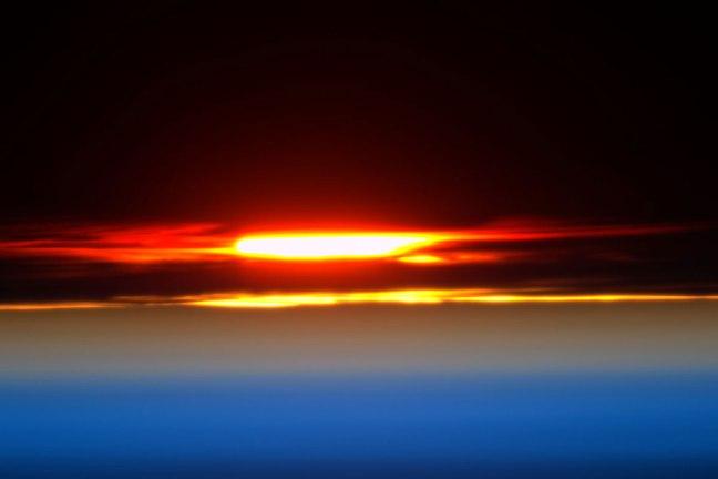 mejores fotografías de año en el espacio de la NASA Scott Kelly (45)
