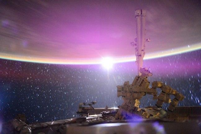 mejores fotografías de año en el espacio de la NASA Scott Kelly (5)