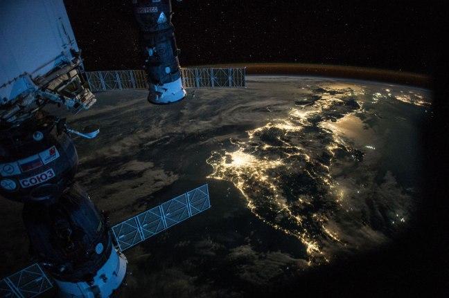 mejores fotografías de año en el espacio de la NASA Scott Kelly (9)