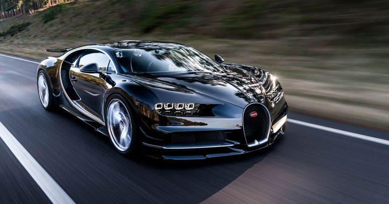Bugatti's New Supercar is a Thing of Beauty