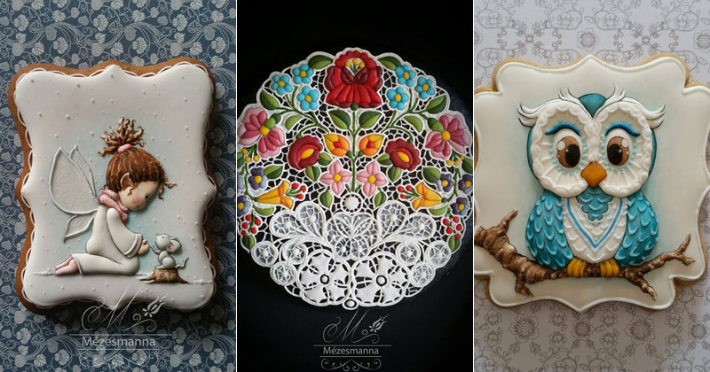 I Had No Idea This Kind of Cookie Art Was Possible (27photos)