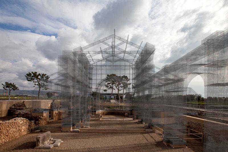 edoardo tresoldi wire mesh building (10)