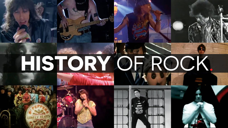 This Incredible Mashup Features 348 Musicians from 64 Awesome Rock Songs