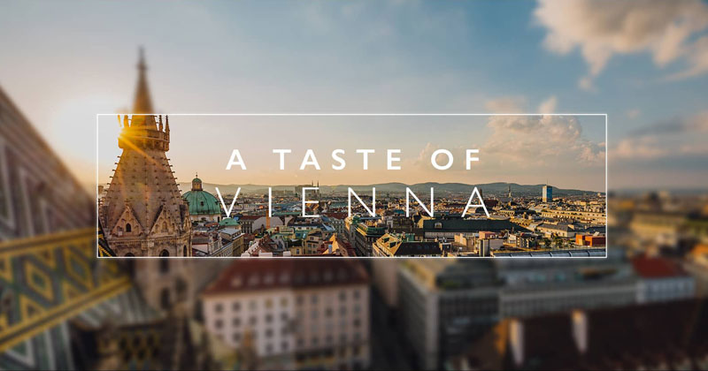 An Incredible 3 Minute Hyperlapse Tour of Vienna