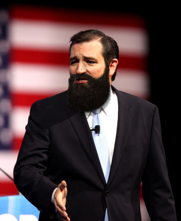 U Beard If Presidential Candid...