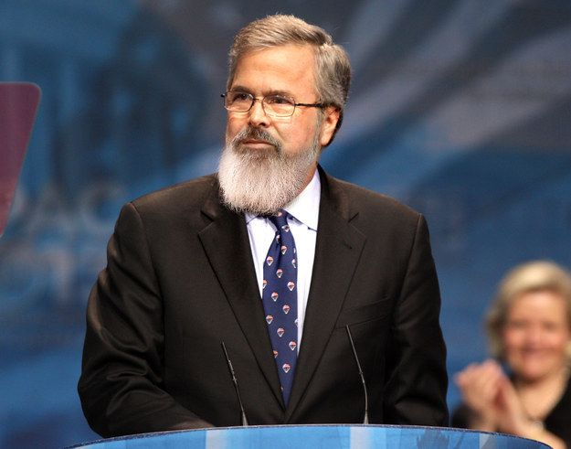 if presidential candidates had beards (6)