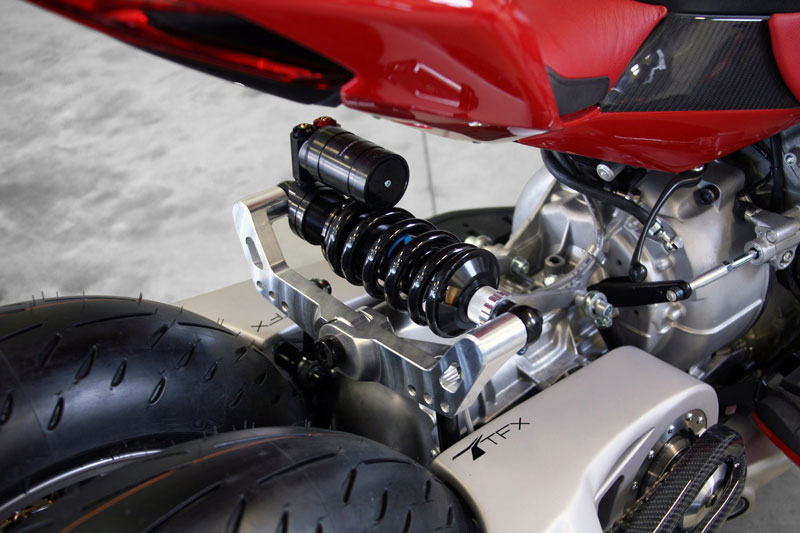 how to build a motorcycle engine