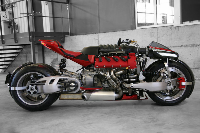 this guy used a maserati engine to build a 470 hp motorcycle twistedsifter. Black Bedroom Furniture Sets. Home Design Ideas