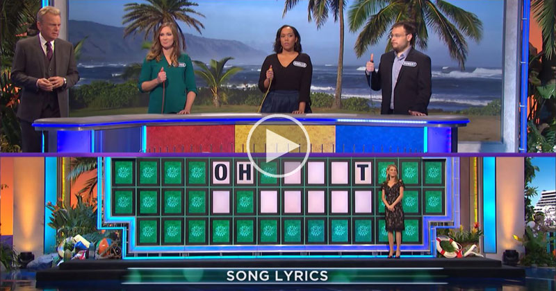 This Guy Just Destroyed Wheel ofFortune