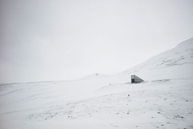 Svalbard Doomsday Global Seed Vault (13)