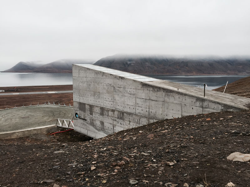 Svalbard Doomsday Global Seed Vault (15)