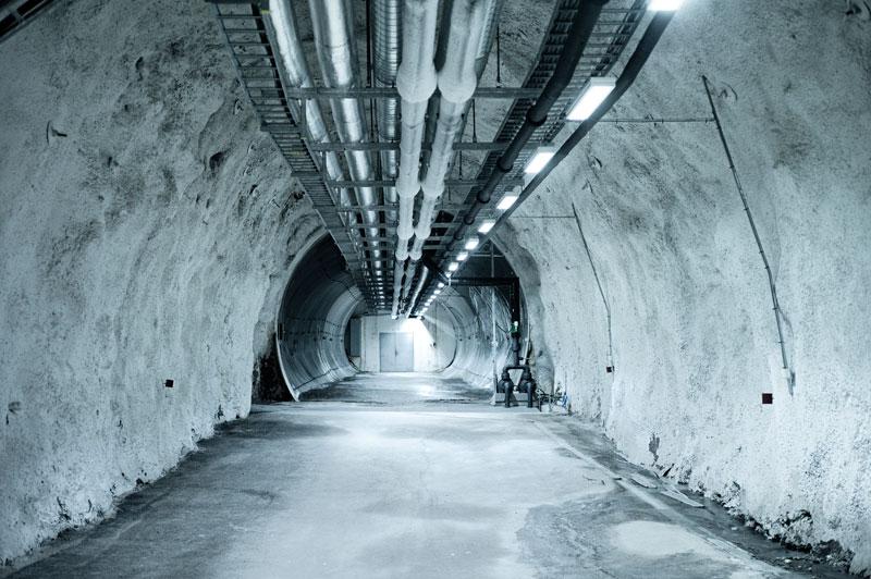 Svalbard Doomsday Global Seed Vault (2)